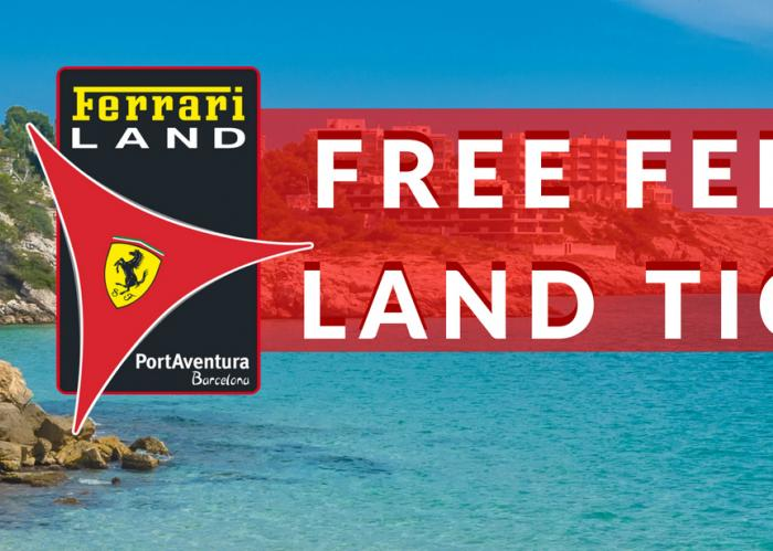 4* Salou Park - Family Holiday with Ferrari Land