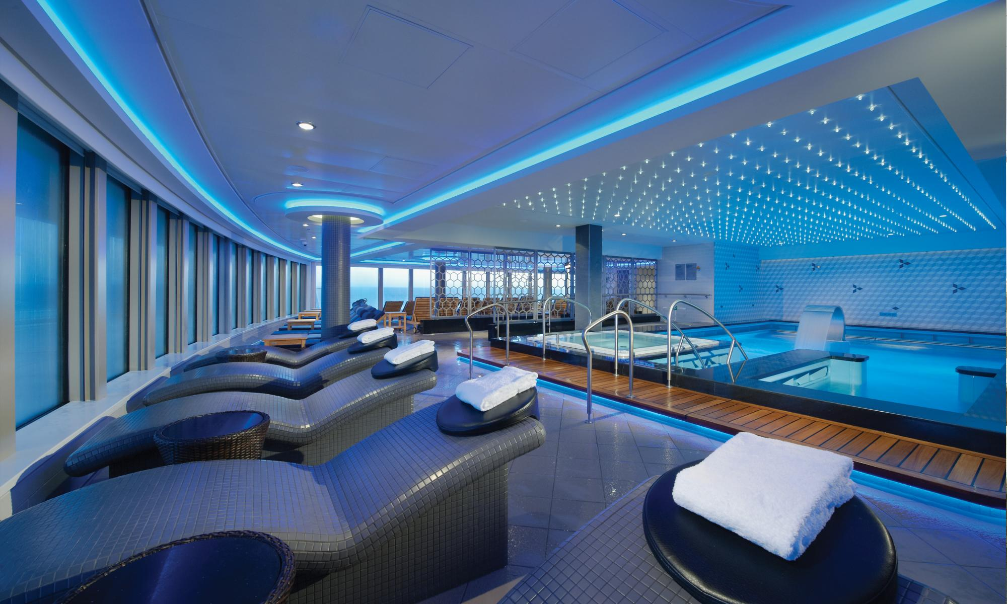 Celebrity cruise line kids club