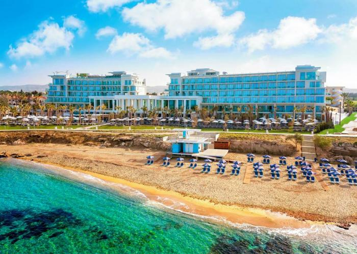 Paphos Adults Only Luxury Seafront Stay