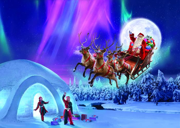 Santa's Magic - Book Now for Dec 2022