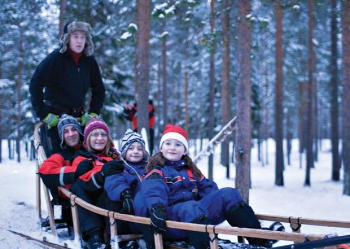 Lapland free child place offer