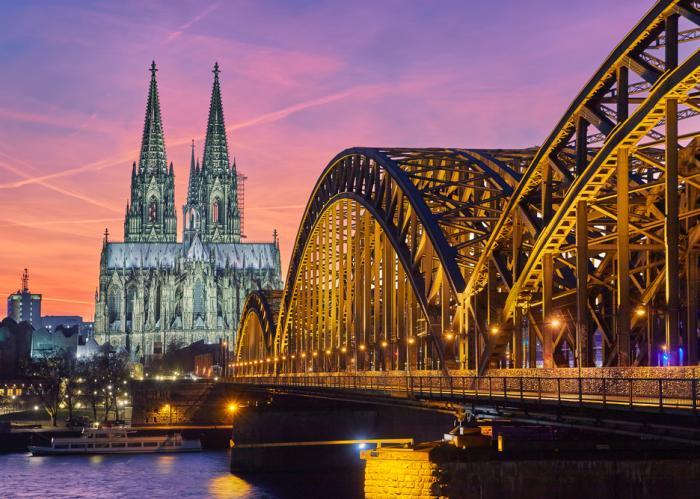 Cologne Christmas Market Break