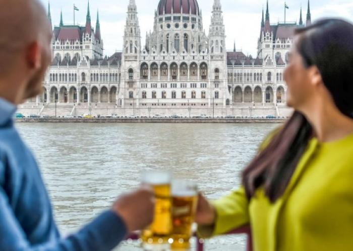 Budapest City Break with Beer & Pizza Danube River