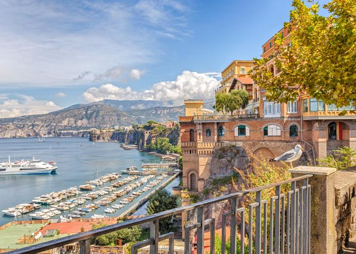 Sorrento and the Bay of Naples