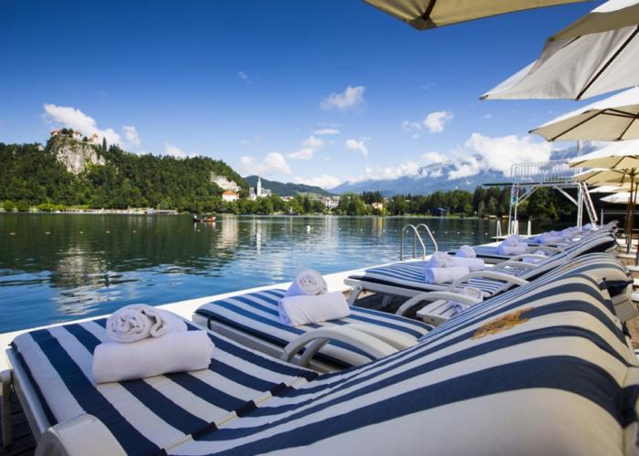 Lakeside Luxury in Slovenia