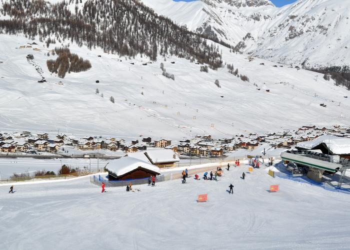 Snow Sure Livigno - Easter School Holidays