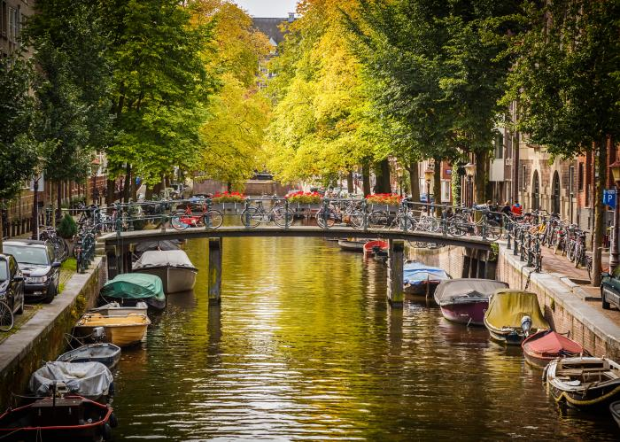 Netherlands and Belgium City Break