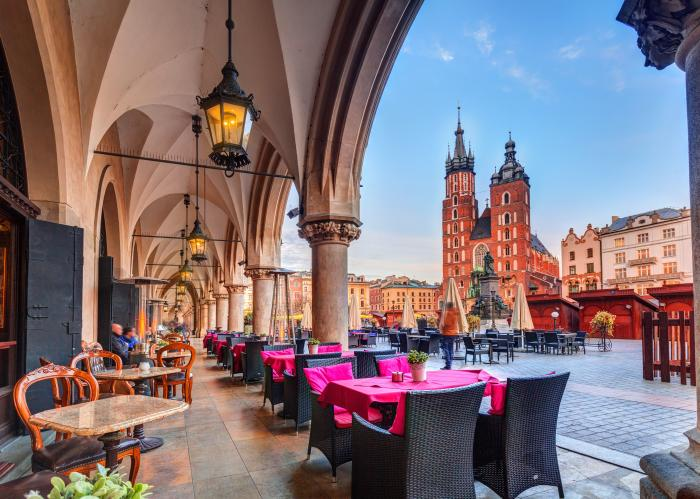 Krakow City Break with Food and Vodka Tasting Tour