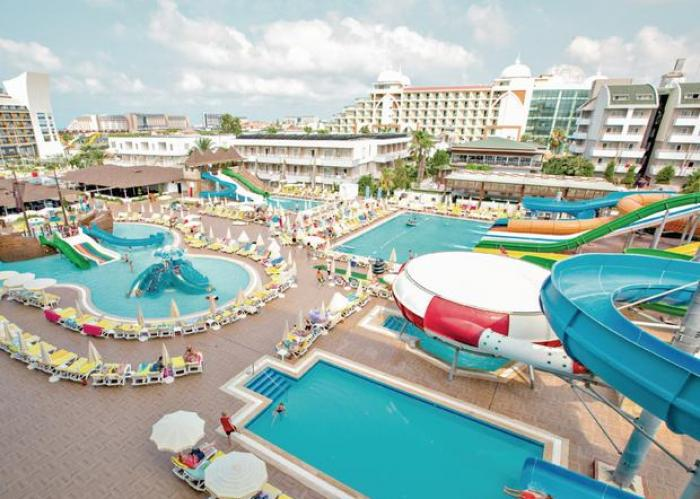 All Inclusive Waterpark Resort- August 2022