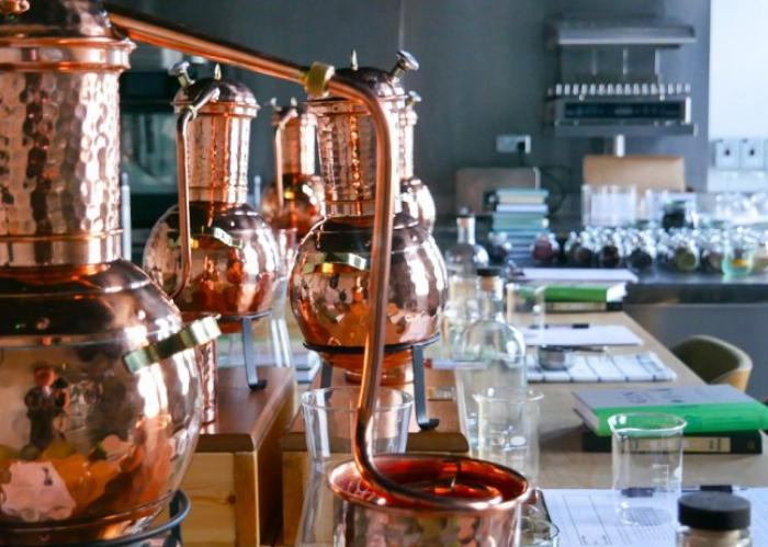 Gin Masterclass with Lunch at Michelin Restaurant