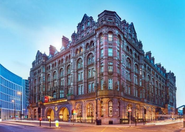 Elegant Manchester hotel break