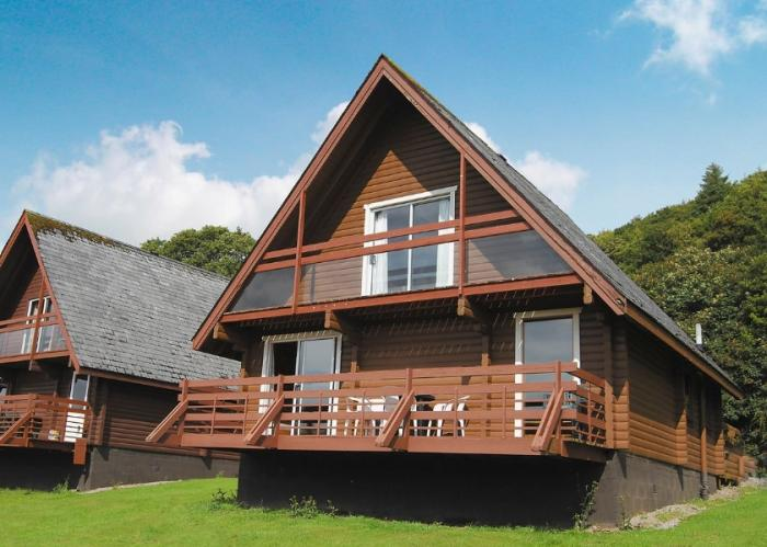 Chalet Holiday in Scotland