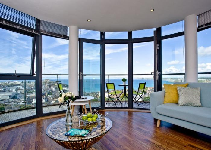 Horizon View Penthouse Newquay.