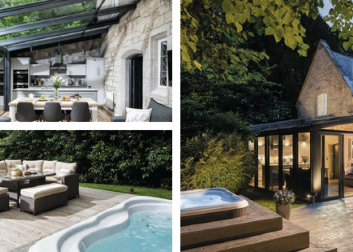 Luxury Escape in Cornwall with Hot Tub