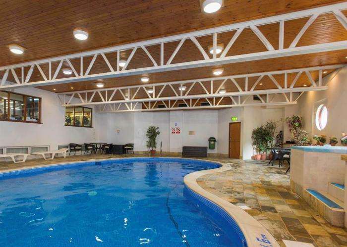 Jersey 3nt break in March with indoor pool