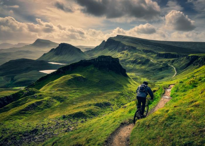 Private Mountain Biking Adventure