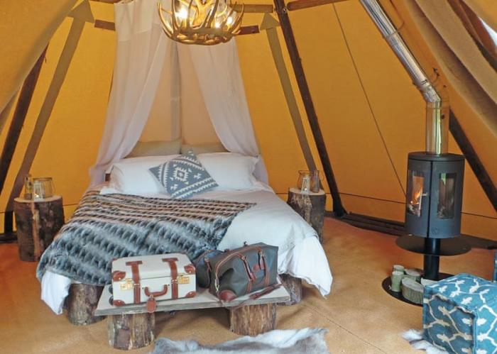 Norfolk Glamping Holiday