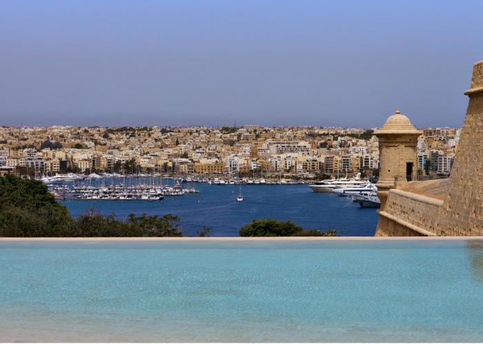 5* Leading Hotel of the World-The Phoenicia Malta