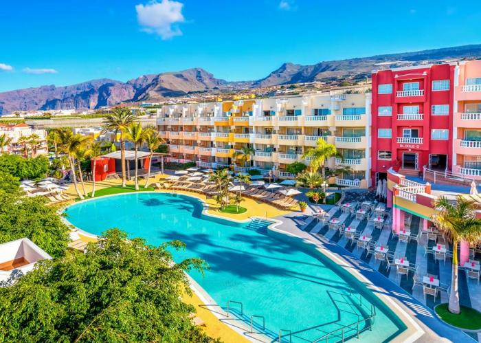 Summer Holiday to Tenerife