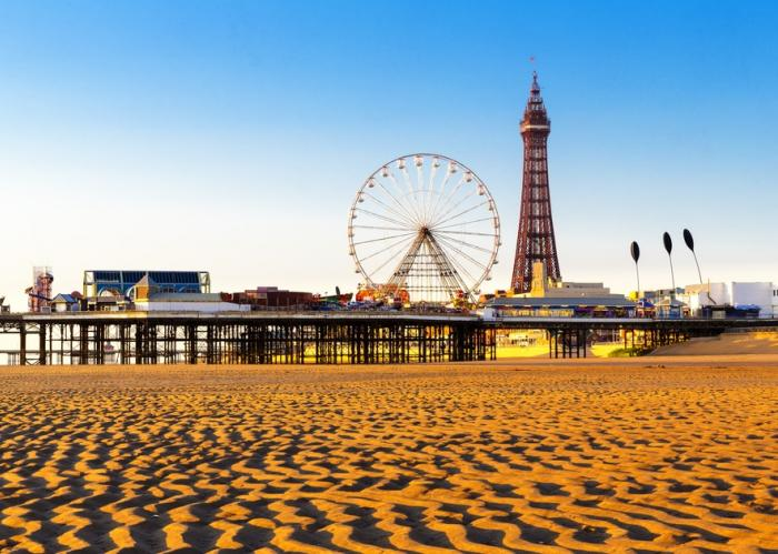 Blackpool Family Summer Break