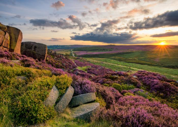 7 Night Peak District Walking Break