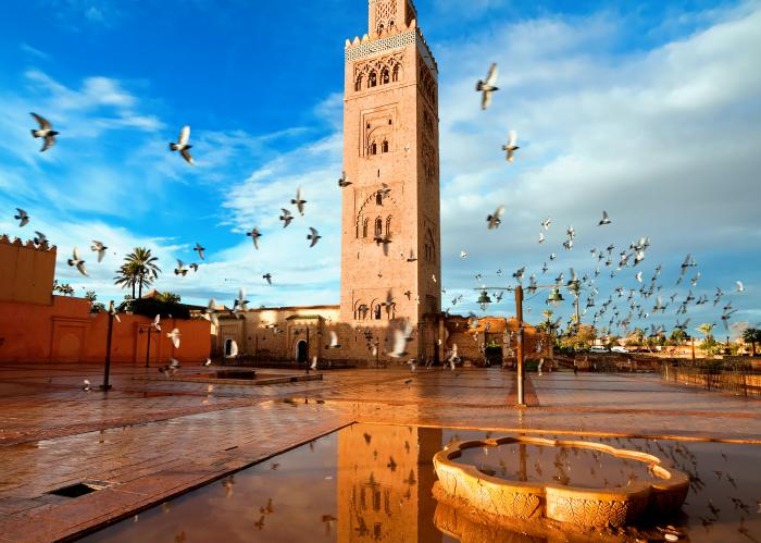 Riads of Marrakesh & the Colours of Morocco